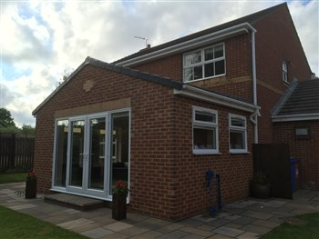 House Extension in Cramlington